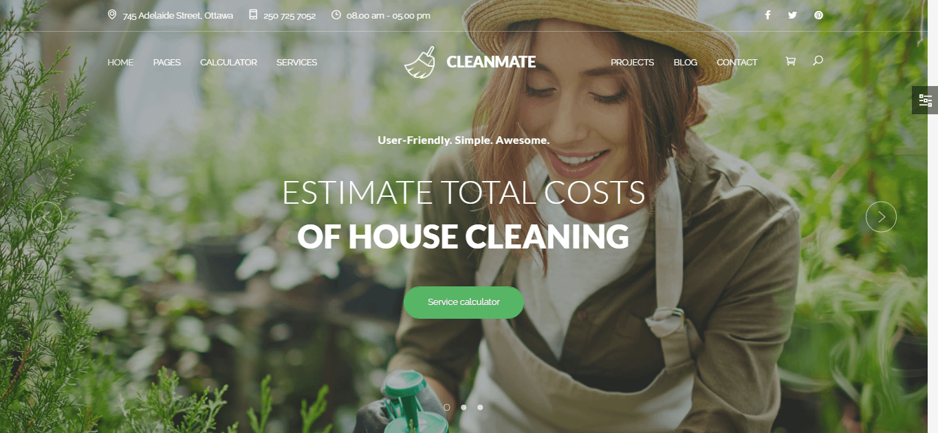 CleanMate - Best WordPress Cleaning Service Theme