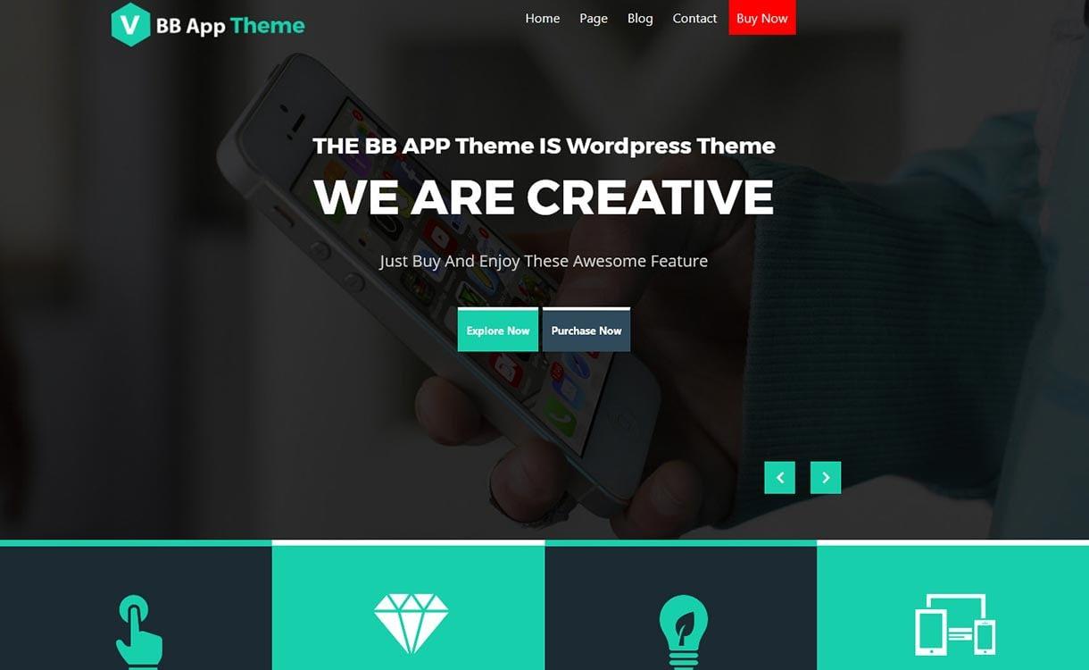 bb-mobile-application-best-free-mobile-app-wordpress-theme