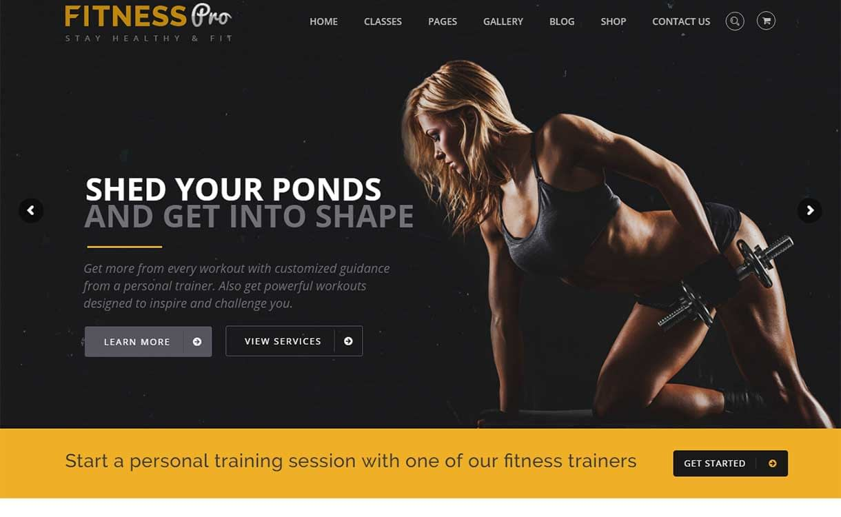 fitnesspro-best-premium-fitness-wordpress-theme