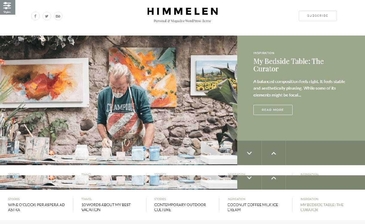 himmelen-best-premium-wordpress-blog-themes