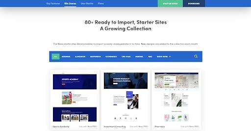 Neve - Best eCommerce WordPress Theme