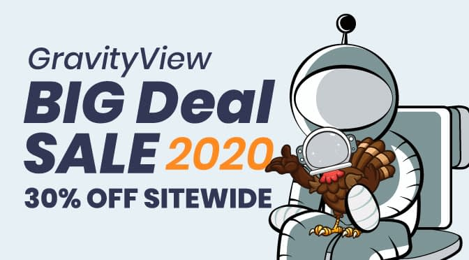 GravityView-Thanksgiving-Sale