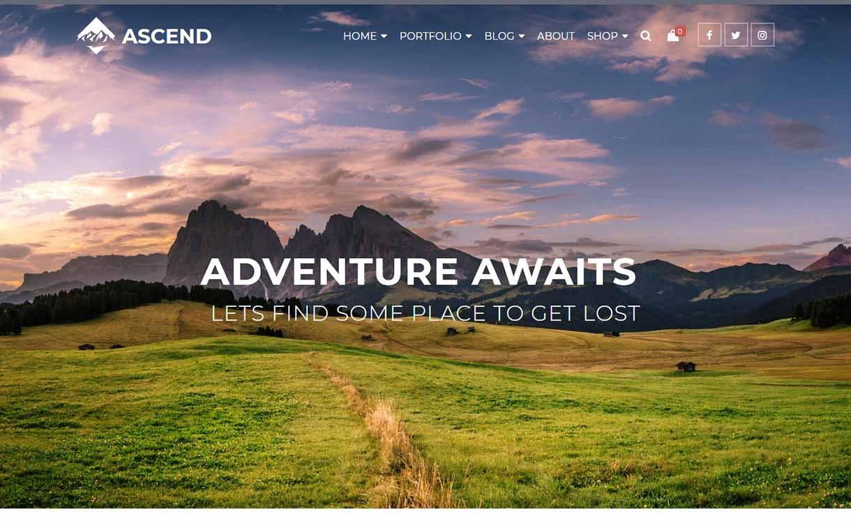 ascend-best-free-multipurpose-wordpress-theme