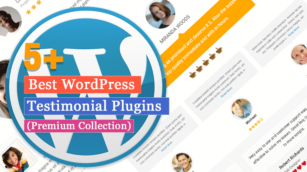 Best WordPress Testimonial Plugins (Premium Collection)