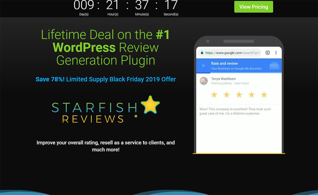 Starfish-Reviews-blackfriday-deals