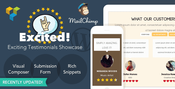 Best WordPress Testimonial Plugin: Testimonials Showcase for WordPress