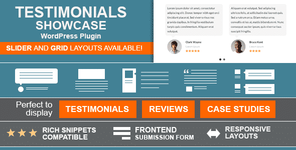 Best WordPress Testimonial Plugin: Testimonials Showcase