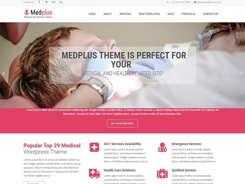 medplus-free-medical-wordpress-theme