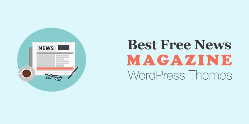 15+ Best FREE News Magazine WordPress Themes 2020