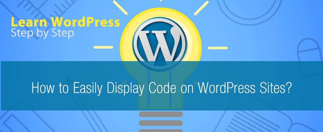 How to Easily Display Code on WordPress Sites