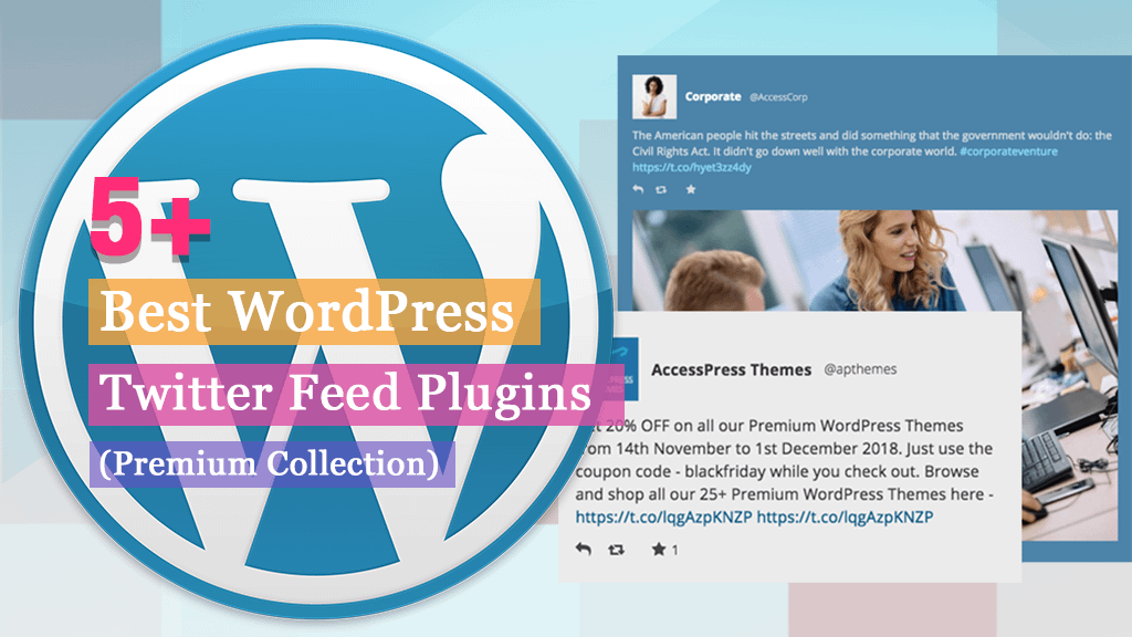 Best WordPress Twitter Feed Plugins