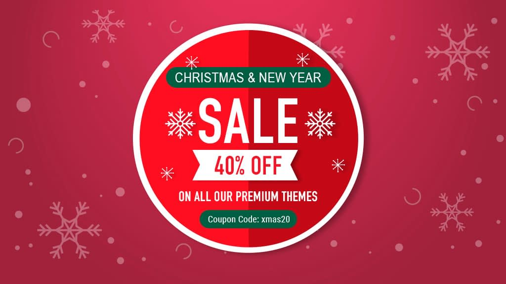 Best WordPress Deals and Discounts for Christmas and New Year 2020